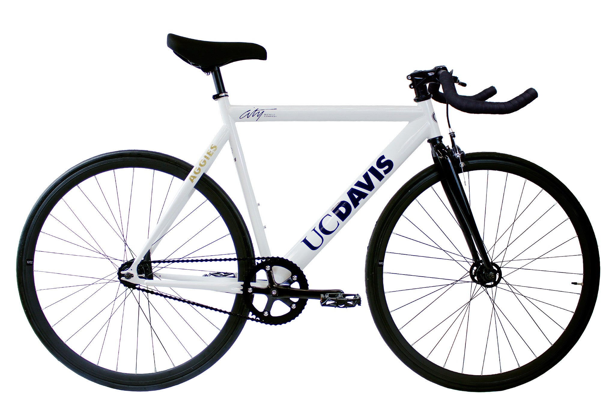 UCD Type 001 | City Bicycle Co. Fixed Gear