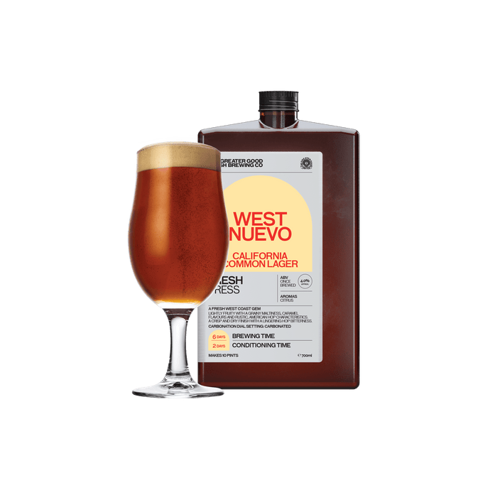West Nuevo Lager