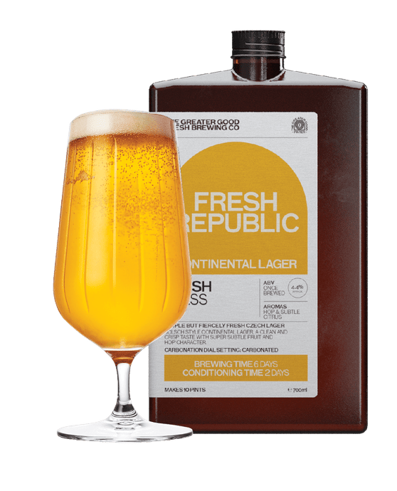 Fresh Republic Lager