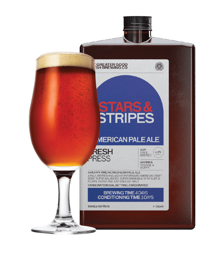 Stars & Stripes APA
