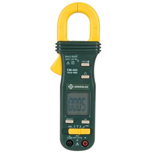 Greenlee CM-450 RMS real Clamp Meter