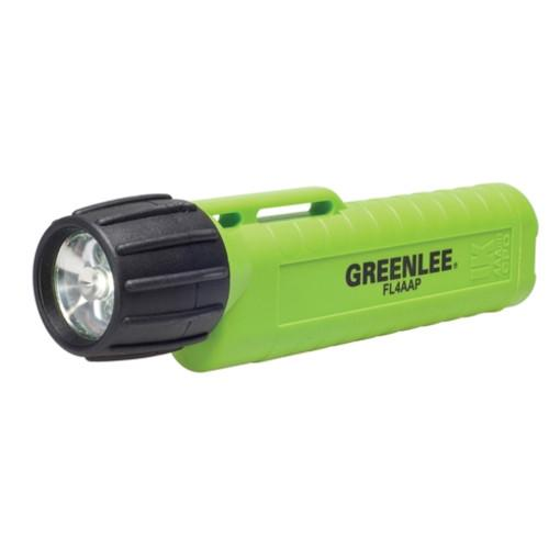 Greenlee FL4AAP LED linterna impermeable