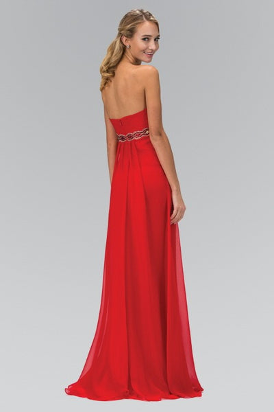 Toya Strapless Bridesmaid Dress