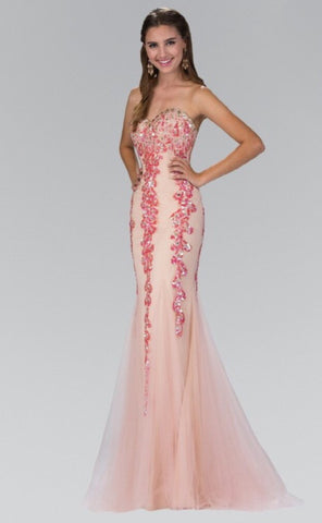 Alvor Floor Length Evening Dress