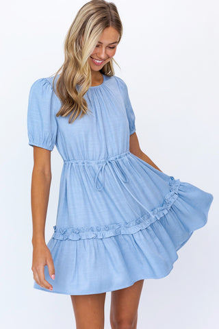 Hannah Blue Days Dress