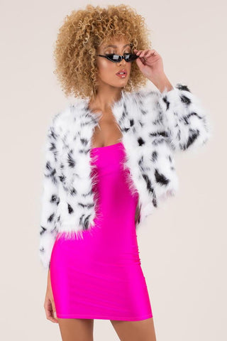 Dolly Faux Fur Coat