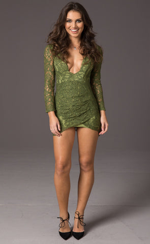 Ashleigh Lace Dress