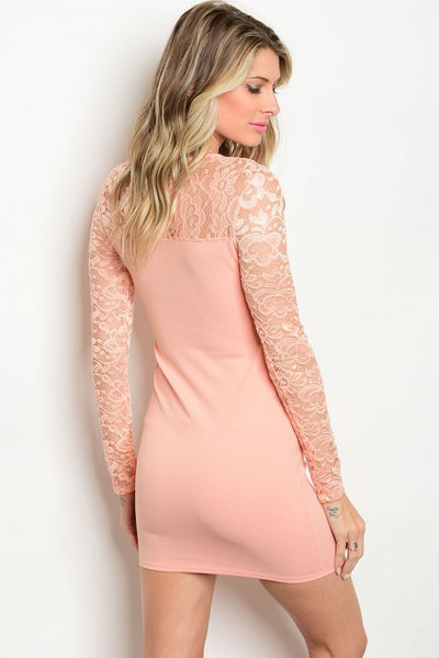 Frankie Lace Dress