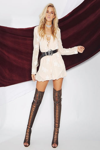 Carley Playsuit