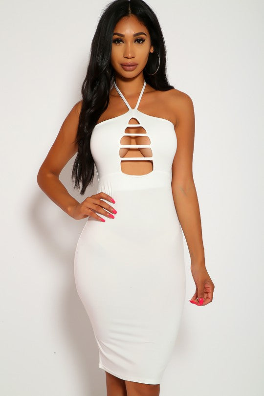 Sammy Keyhole Dress