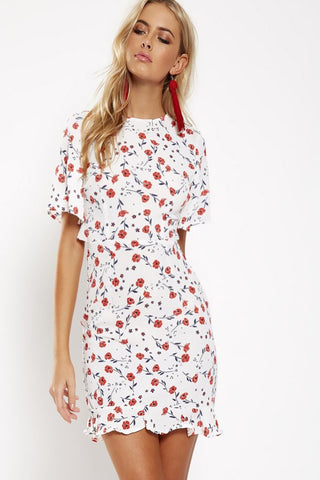 Flower Picker Dress