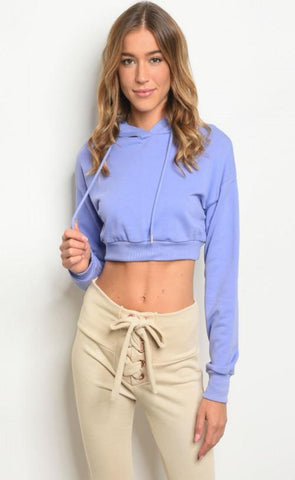 Harmony Crop Jumper
