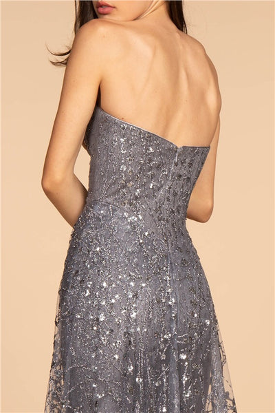 Nikki Sequin Glitter Dress