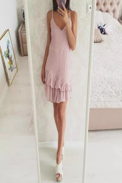 Sophie Ruffle Dress