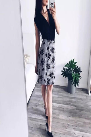 Margot Floral Skirt