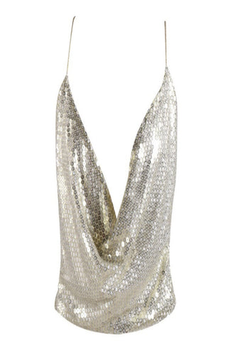 Tammy Sequin Crop