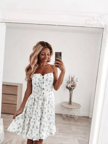 Immy Floral Dress