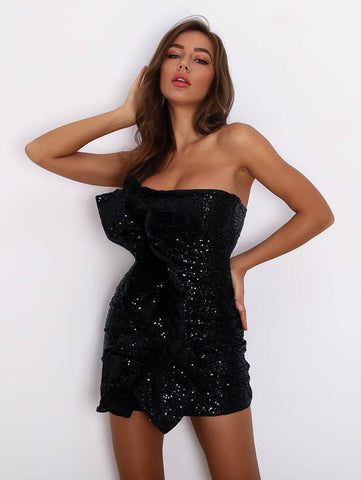 Missy Sequin Dress
