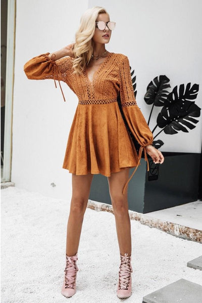 Tilly Long Sleeved Dress