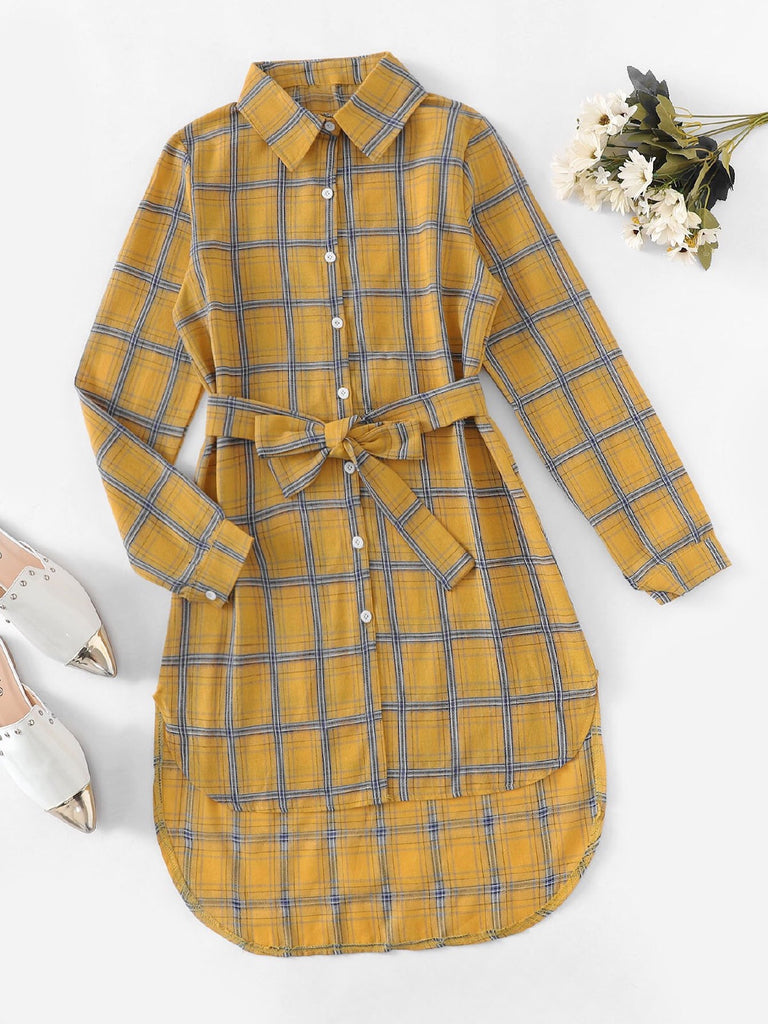 Mollie Shirt Dress