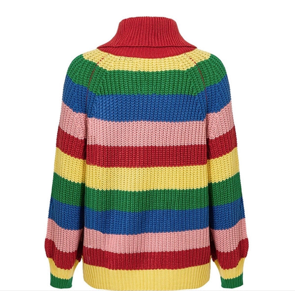 Lola Colour Blocking Jumper