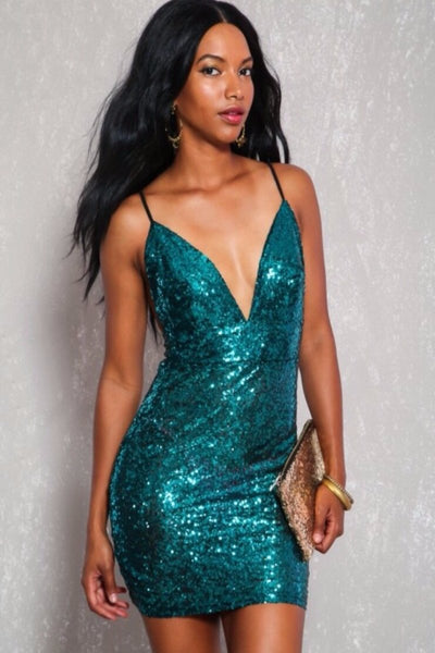 Dahila Sequin Bodycon