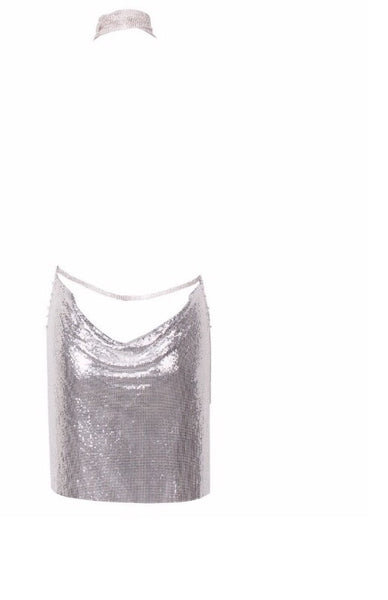 Lucy Sequin Dress