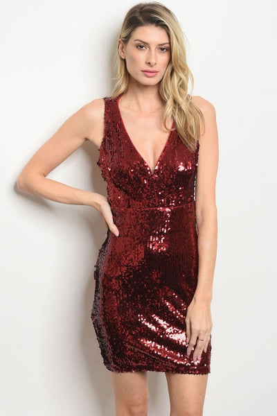 Rhi Sequin Dress
