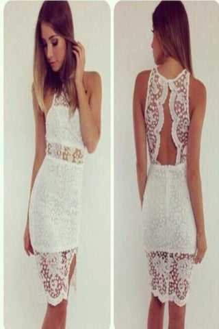 Stunning Charlie lace dress