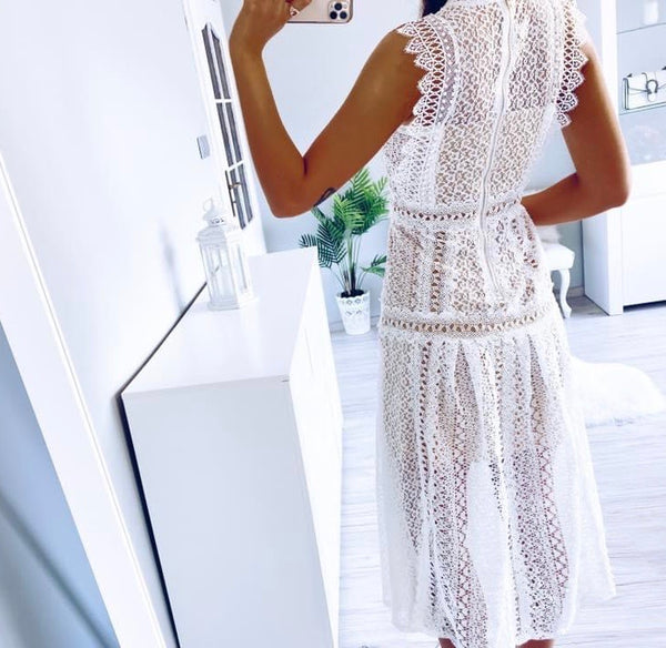Sorrento Lace Dress