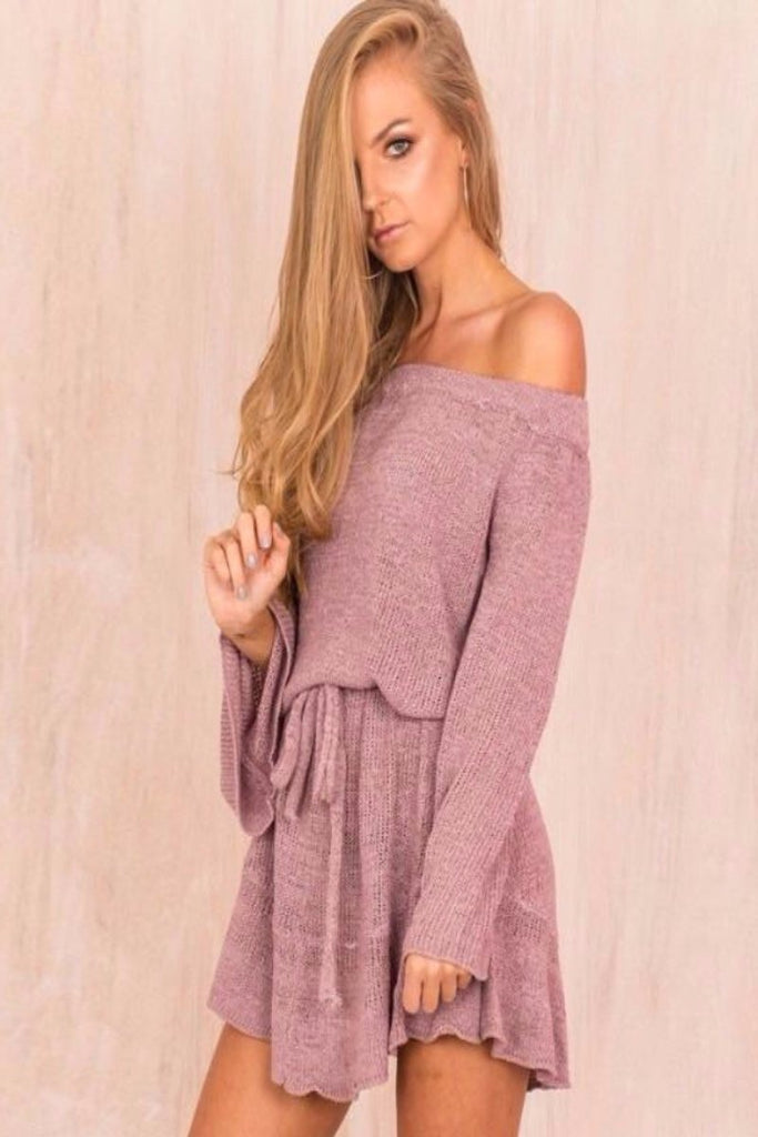 Bonnie Sweater Dress