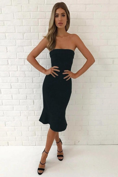 Lauren Strapless Bandage Dress