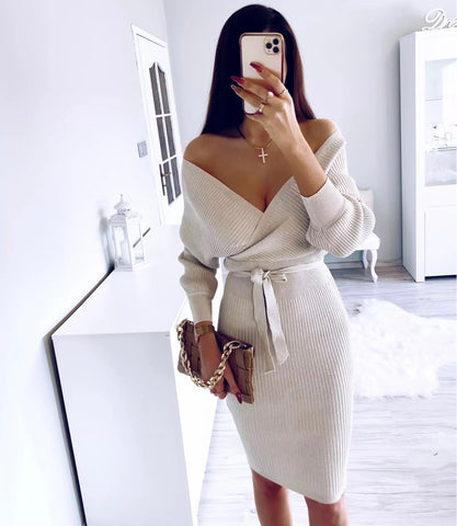 Lottie Knit Dress