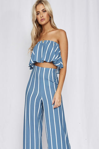 Kaci Stripe Set