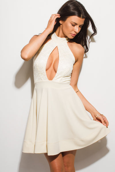 Bridget Halter Dress