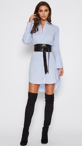 Bridget Shirt Dress