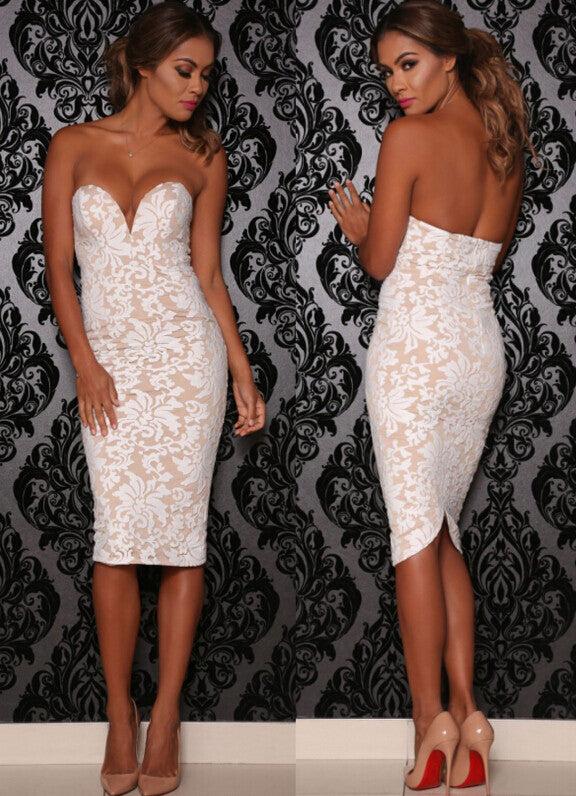 Lori Lace Bodycon