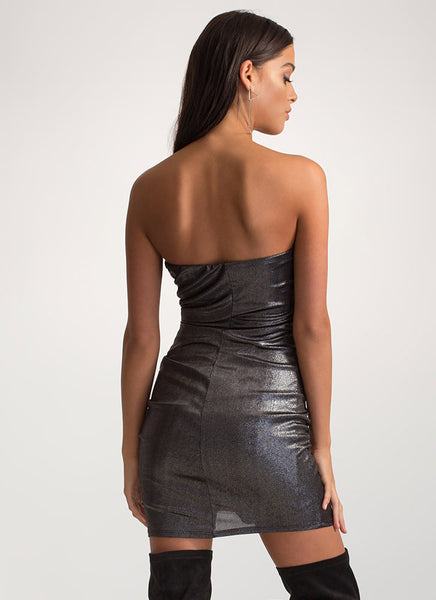 Harley Metallic Bodycon