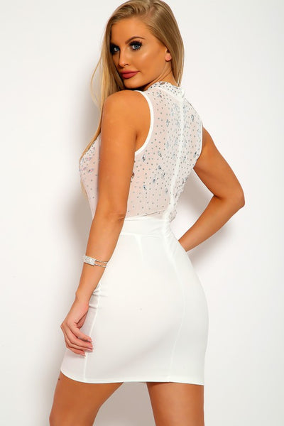 Alice Rhinestone Bodycon