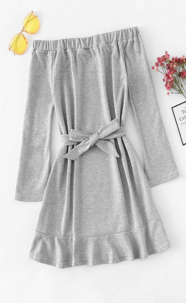 Nikki Tie Dress
