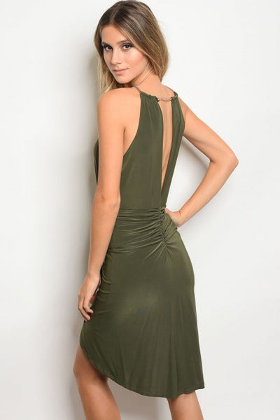 Lisa Olive Bodycon