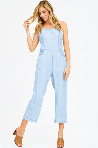 Sammy Denim Jumpsuit