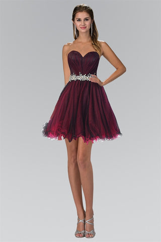 Vixen Wine Party Dress
