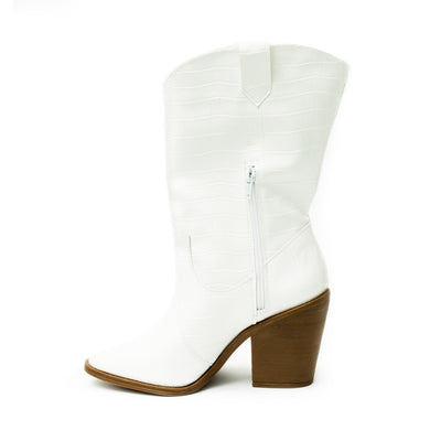 Botas Colorado Blanco