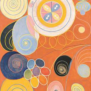Hilma af Klint's methodical mysticism + our new print edition!