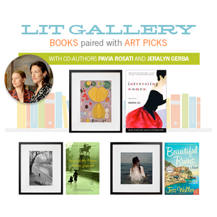 A new book (!) plus art + lit picks from the travel tastemakers @ Fathom