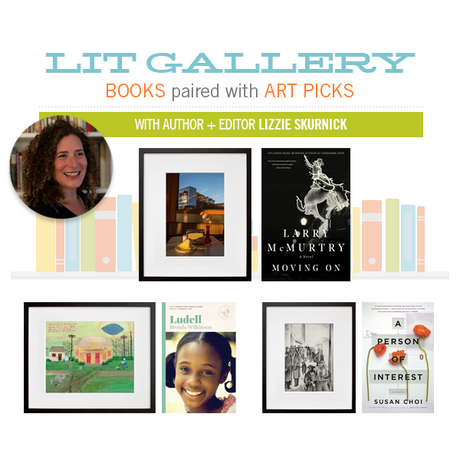 Guiding Lit: lexicon queen Lizzie Skurnick's art + book pairings