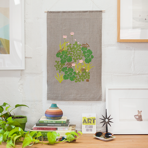 Permission to get fresh: spring art selects give your space a facelift