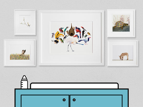 How to Art: Refresh Your Gallery Wall - 20x200