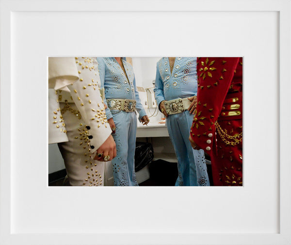 Four Kings (from the Almost Elvis series)